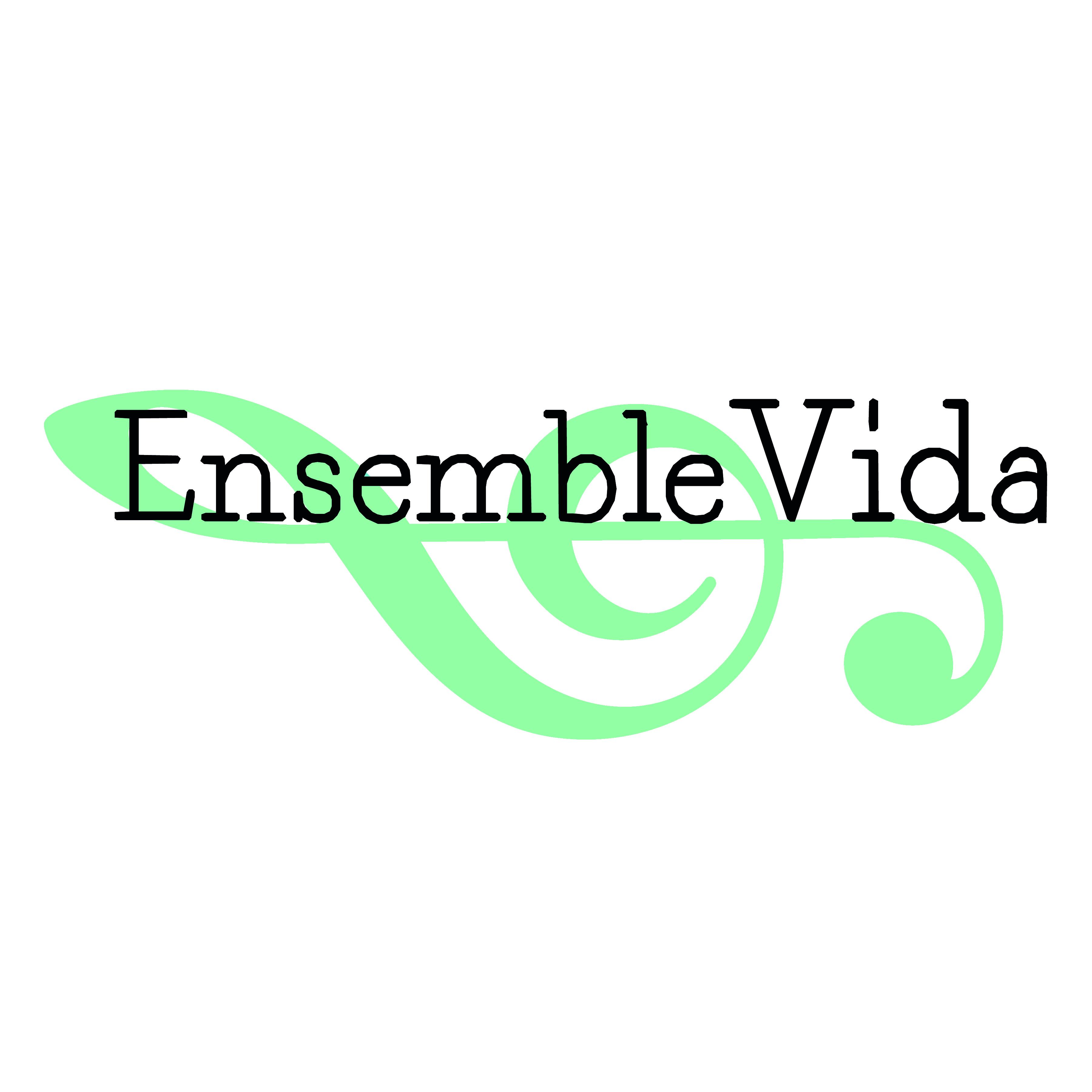 Ensemble Vida logo våren 2015
