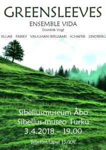 Greensleeves Poster